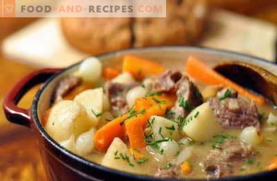 Coaceți cu carne - cele mai bune rețete. Cum să gătești în mod corespunzător și gustos găluște de carne.