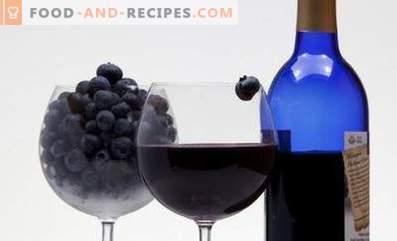 Вино от боровинки