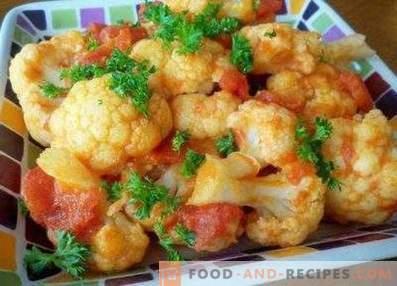 Stewed Cauliflower
