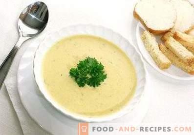 Supă de cartofi pudră
