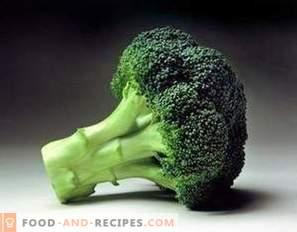 Calorii din broccoli