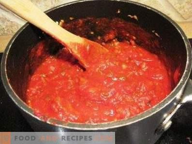 Sos de spaghete