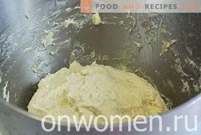 Aluat de drojdie pe chefir pentru plăcinte