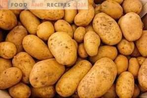 Kalorije krompirja