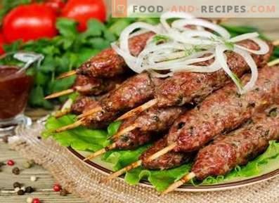 Kebab pe grătar