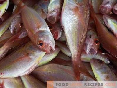 Cum să elimini mirosul de tină din pește
