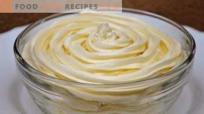Cremă pentru tort de lapte condensat