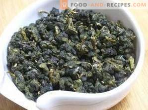 Ceaiul Oolong: beneficiu și rău