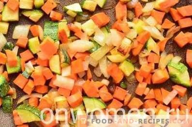 Supă de legume cu dovlecei
