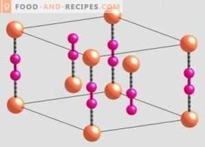Ferocianură de potasiu (E536): efect asupra corpului