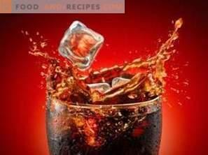 Coca-Cola: beneficii și prejudicii