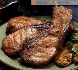 Cum să prăjiți carnea de porc într-o tigaie