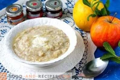 Cum să gătești porridge